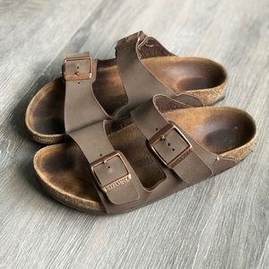 Arizona • Kids Sandals Leather